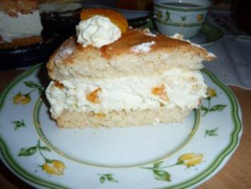 Quark sahne torte mit mandarinen ohne gelatine