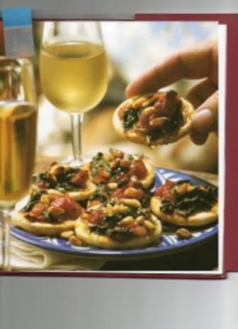 spanische spinat tomaten pizza rezept. Black Bedroom Furniture Sets. Home Design Ideas