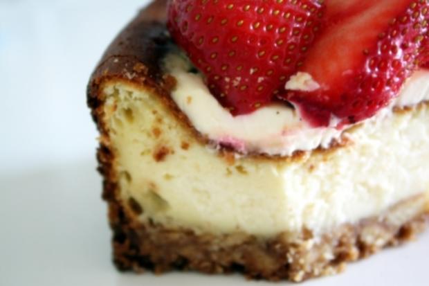 american cheesecake rezept mit bild. Black Bedroom Furniture Sets. Home Design Ideas
