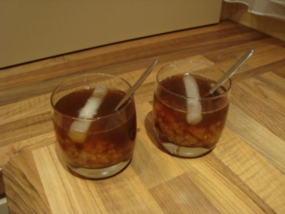 drinks ohne alkohol ananas kaffee rezept. Black Bedroom Furniture Sets. Home Design Ideas