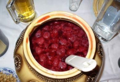 Weizenbier bowle rezept