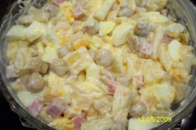7 eiersalat mit ananas und schnittlauch rezepte - Eier hart kochen dauer ...