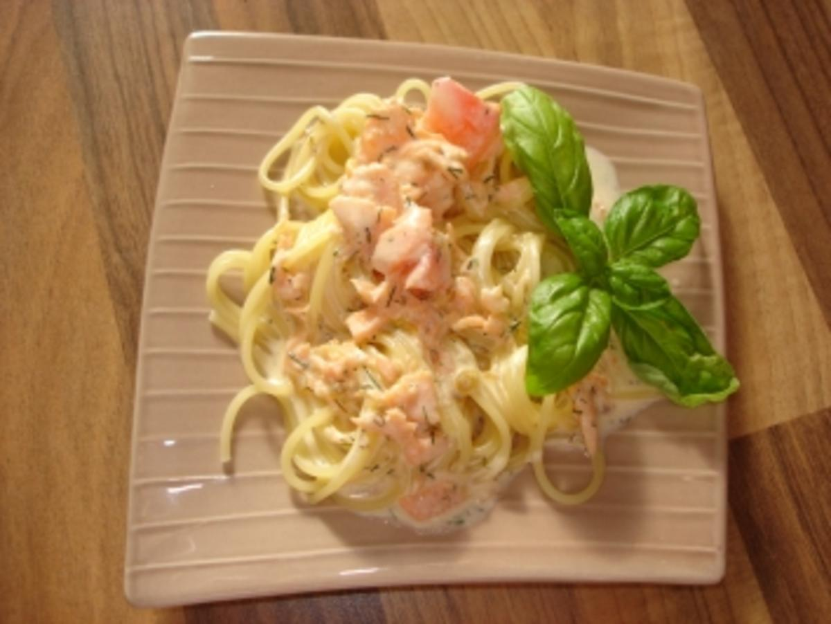 pasta mit lachs mascarpone rezept mit bild. Black Bedroom Furniture Sets. Home Design Ideas