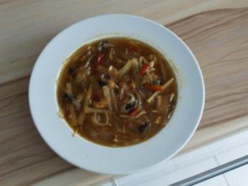 16 chinesische suppe mit glasnudeln rezepte. Black Bedroom Furniture Sets. Home Design Ideas