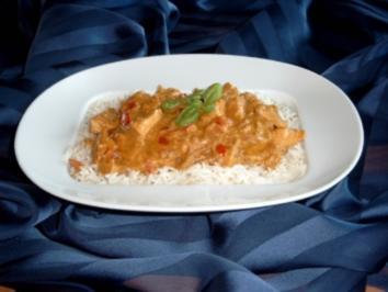 curry h hnchen mit ingwer reis und kokosmilch rezepte. Black Bedroom Furniture Sets. Home Design Ideas