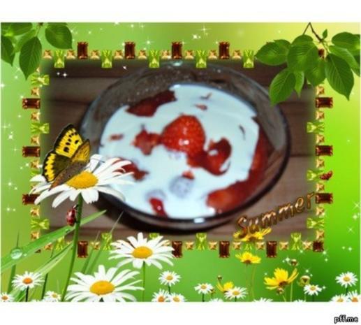 dessert rhabarber gr tze mit erdbeeren rezept. Black Bedroom Furniture Sets. Home Design Ideas