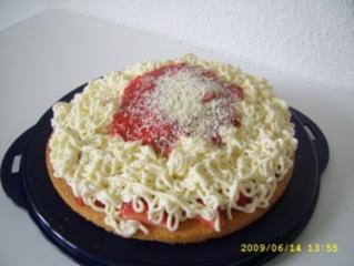Spaghetti kuchen von dr oetker