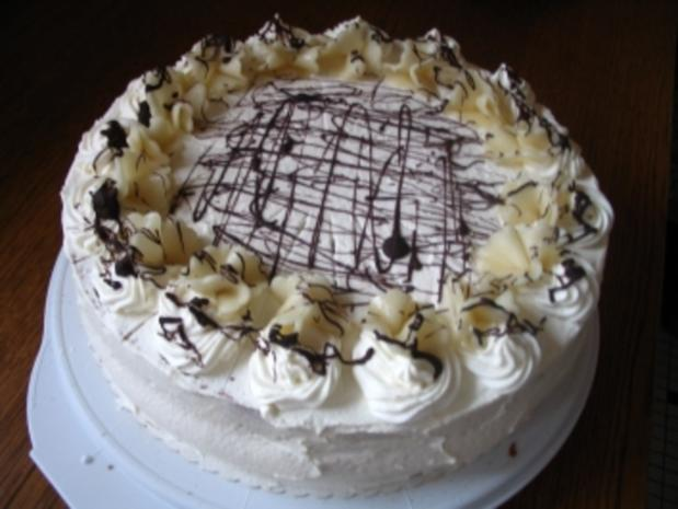 marzipan vanille torte rezept mit bild. Black Bedroom Furniture Sets. Home Design Ideas