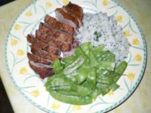 Entenbrustfilet - Rezept