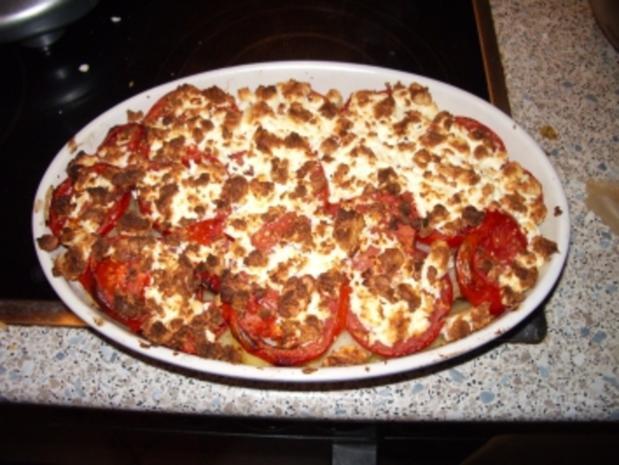 vegetarisch kartoffel tomaten gratin rezept. Black Bedroom Furniture Sets. Home Design Ideas
