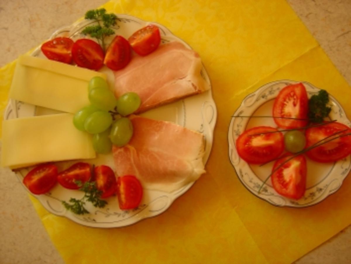 Volker s schnittchenteller von gestern abend vom pc for Kuchen volker hosbach