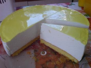 Quark sahne torte keksboden