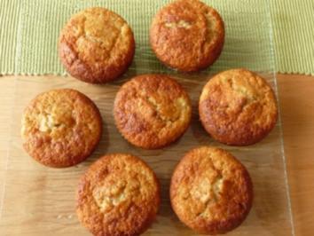 8 bananen nuss muffins rezepte. Black Bedroom Furniture Sets. Home Design Ideas