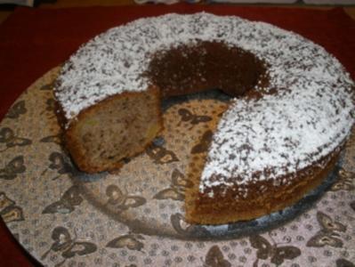 Kuchen aus dinkelmehl