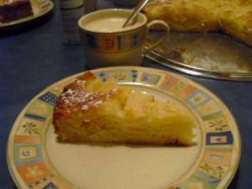 cox orange apfelkuchen