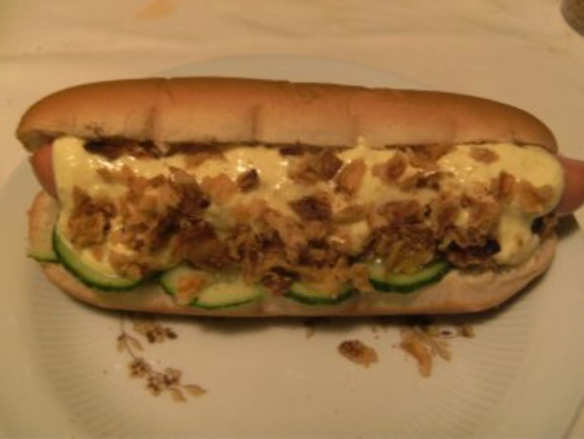 snack uta 39 s hot dog rezept mit bild. Black Bedroom Furniture Sets. Home Design Ideas