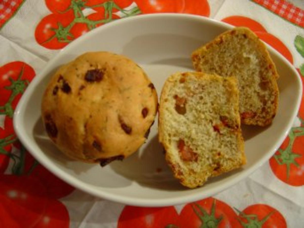 party muffins herzhaft lecker rezept. Black Bedroom Furniture Sets. Home Design Ideas
