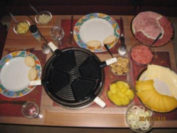 raclette mit fleisch rezepte. Black Bedroom Furniture Sets. Home Design Ideas
