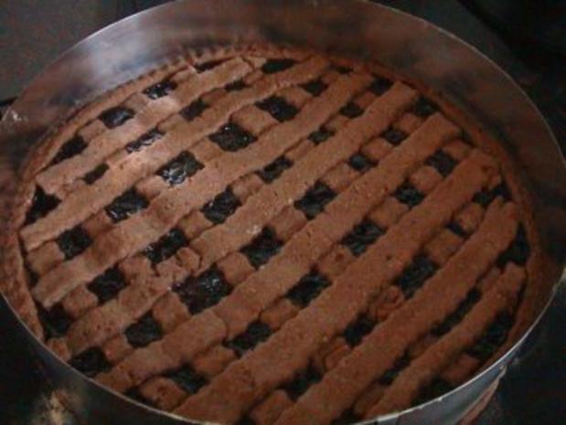 Linzer torte kcal