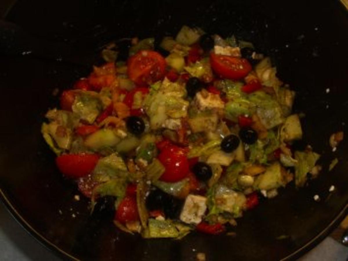 salate gemischter griechischer salat rezept. Black Bedroom Furniture Sets. Home Design Ideas