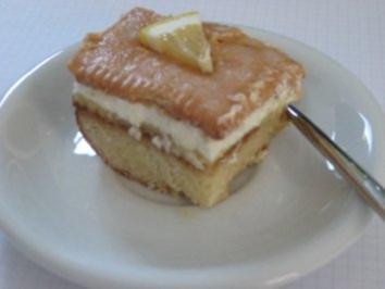 Butterkeks kuchen mit gummibarchen