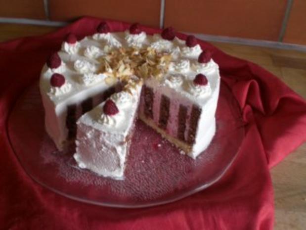Himbeer sahne torte nahrwerte
