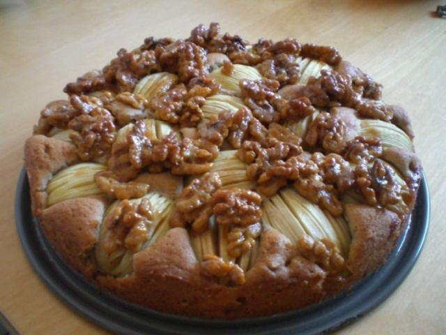 Alt bohmischer apfel walnuss kuchen rezept