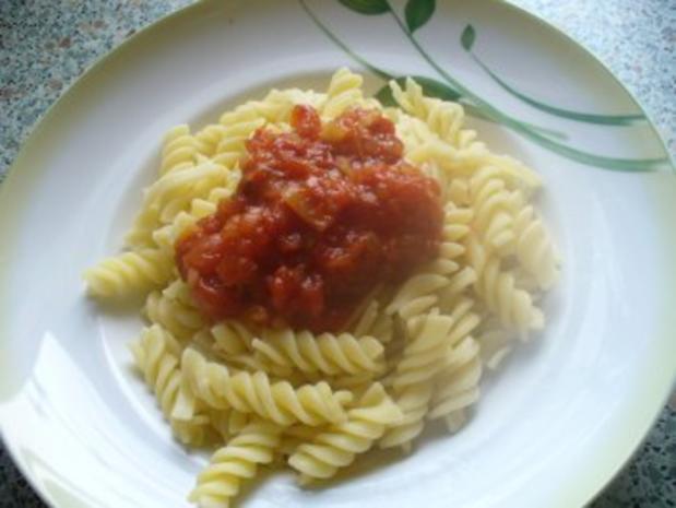 Tomatenso e la dietz auf spirelli rezept for Kuchen dietz fritzlar