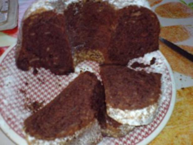 Schokoladen mandel kuchen rezept