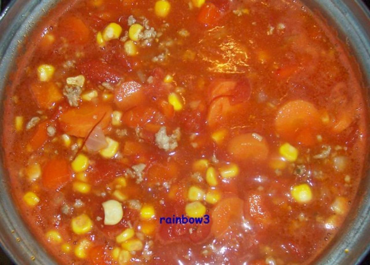 Kochen feurige suppe rezept mit bild for Kochen im sommer