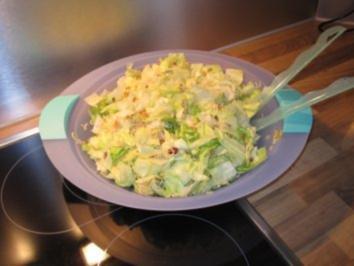 10 asia salat mit n ssen rezepte. Black Bedroom Furniture Sets. Home Design Ideas