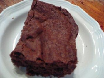 extra Chocolate Brownies - Rezept