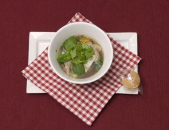 Dänische Wan Tan Suppe (Kate Hall) - Rezept