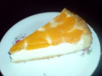 Mandarinen kuchen mit frischen mandarinen