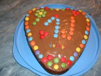 4 kuchen 1 geburtstag rezepte for Kuchen 18 geburtstag
