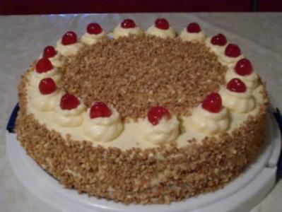 Buttercreme torte kuchen