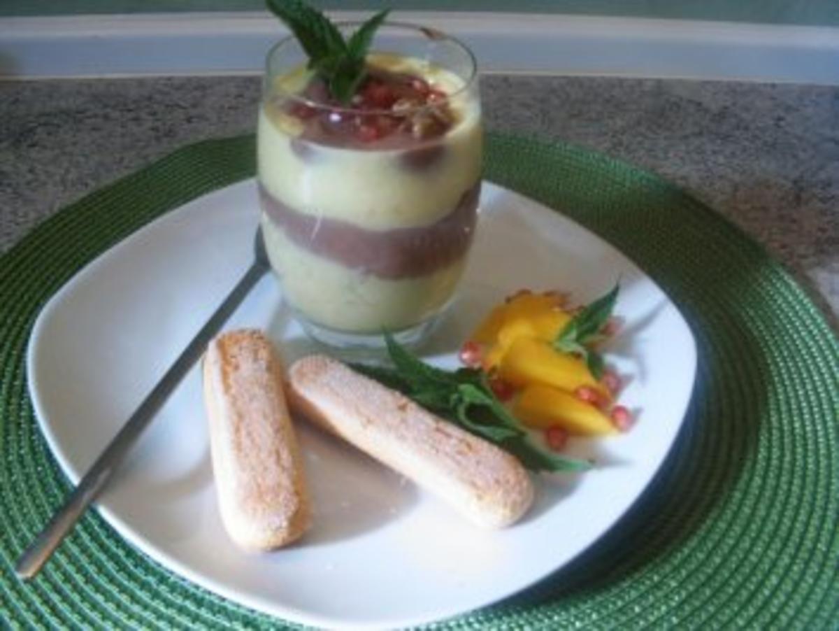 quark joghurt dessert rezept mit bild. Black Bedroom Furniture Sets. Home Design Ideas