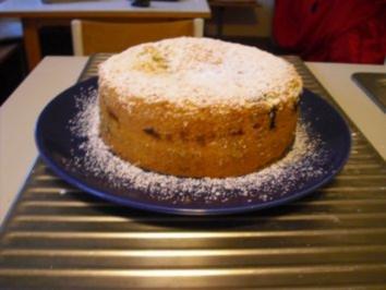 Kleiner kuchen ohne backform