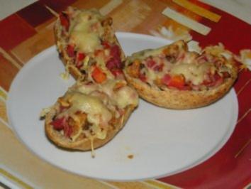 Pizzabr tchen mit hackfleisch rezepte for Pizza haus braunschweig