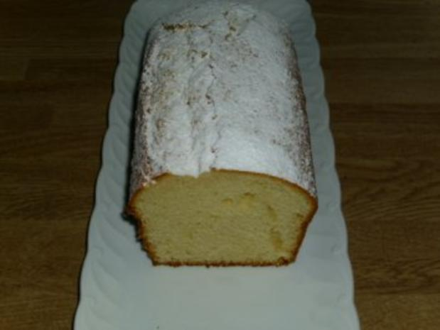 Zitronenjoghurt kuchen rezept mit bild for Kuchen zusammenstellen programm
