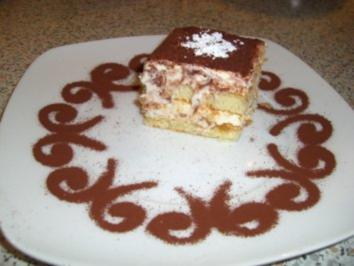 Tiramisu nach Weight Watchers - Rezept