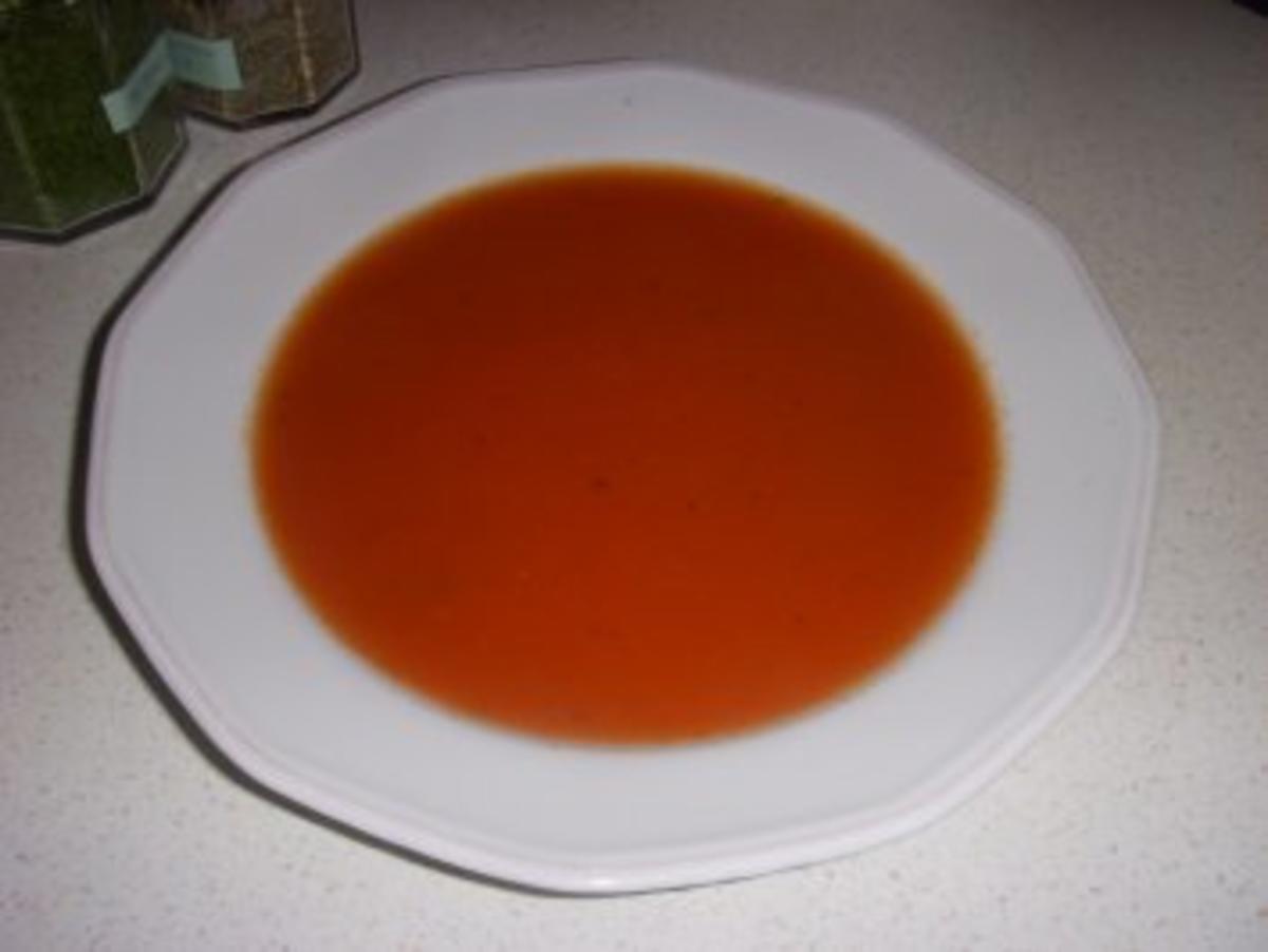 tomatensuppe schnell zubereitet und lecker rezept mit bild. Black Bedroom Furniture Sets. Home Design Ideas