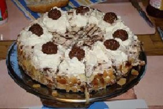 Rocher-Torte - Rezept mit Bild - kochbar.de