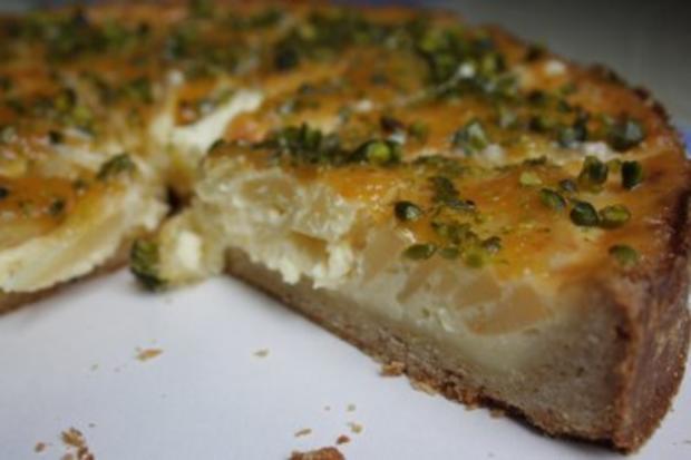 Kuchen pistazien rezept