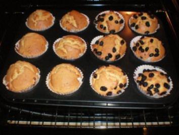 30 vanille muffins mit schokost ckchen rezepte. Black Bedroom Furniture Sets. Home Design Ideas