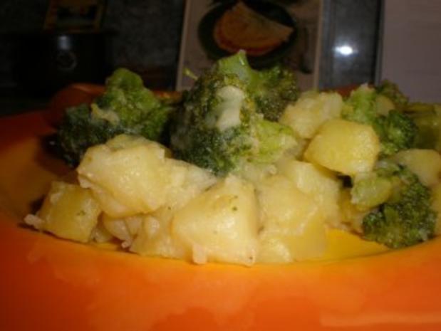 broccoli kartoffel gem se rezept mit bild. Black Bedroom Furniture Sets. Home Design Ideas