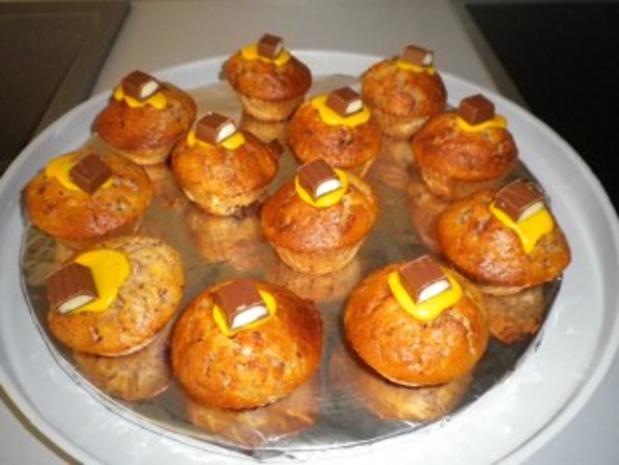 kinder schoko muffins rezept mit bild. Black Bedroom Furniture Sets. Home Design Ideas