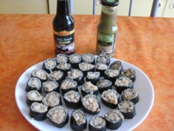 15 lachs sushi rezepte. Black Bedroom Furniture Sets. Home Design Ideas