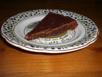 schoko walnuss tarte rezept mit bild. Black Bedroom Furniture Sets. Home Design Ideas