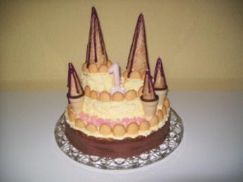 Kuchen am schloss